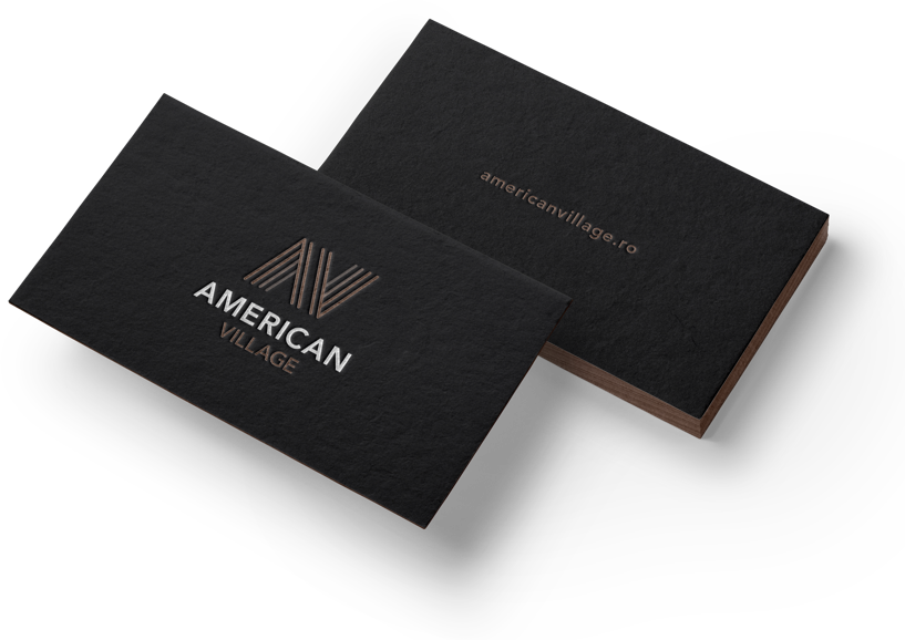 Image with the American Village membership cards.
